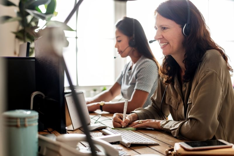 customer service supporting adwords leads